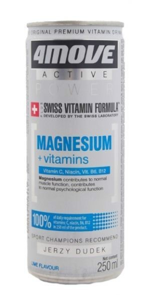 4 MOVE VITAMIN MAGNEZ 250 ML