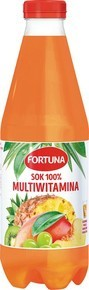 FORTUNA MULTIWITAMINA SOK 1L/6 PET
