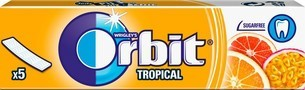 ORBIT TROPICAL 5 LISTKÓW 13G