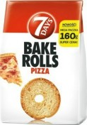 BAKE ROLLS PIZZA 160G/12